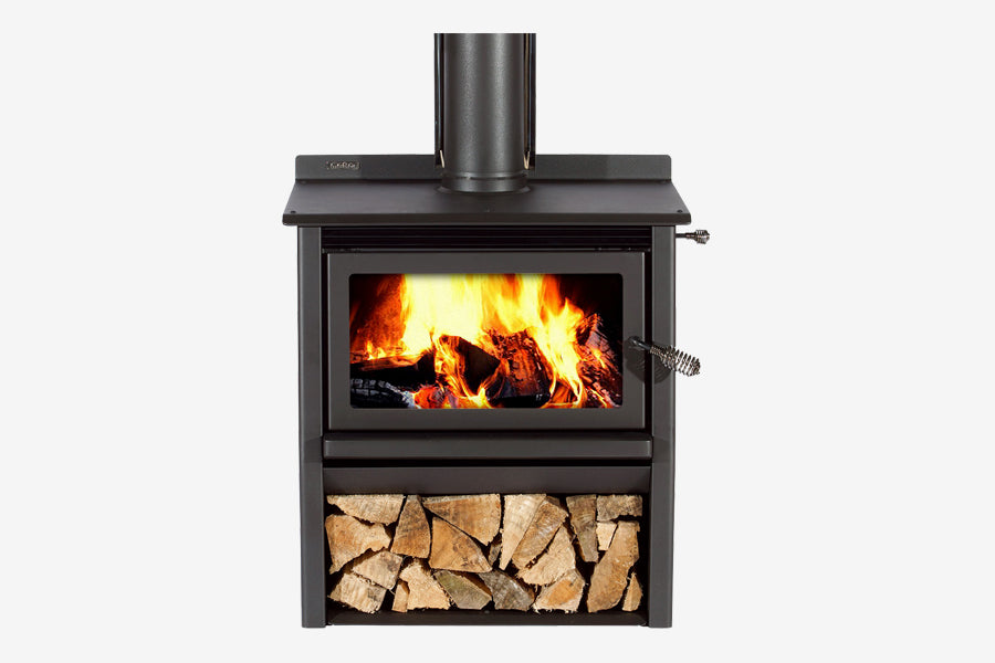 Metro LTD Xtreme Rad Woody Wood Burner