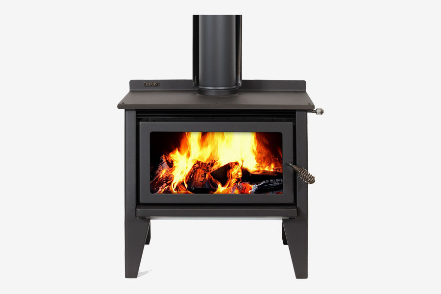 Metro LTD Xtreme Rad Leg Wood Burner