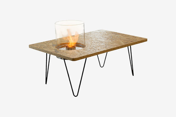 Planika Mini Coffee Table Bioethanol Fireplace