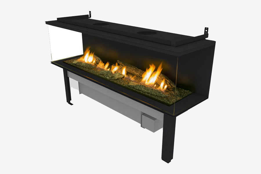 Planika FLA 3XL Suite Logs Biofuel Fire