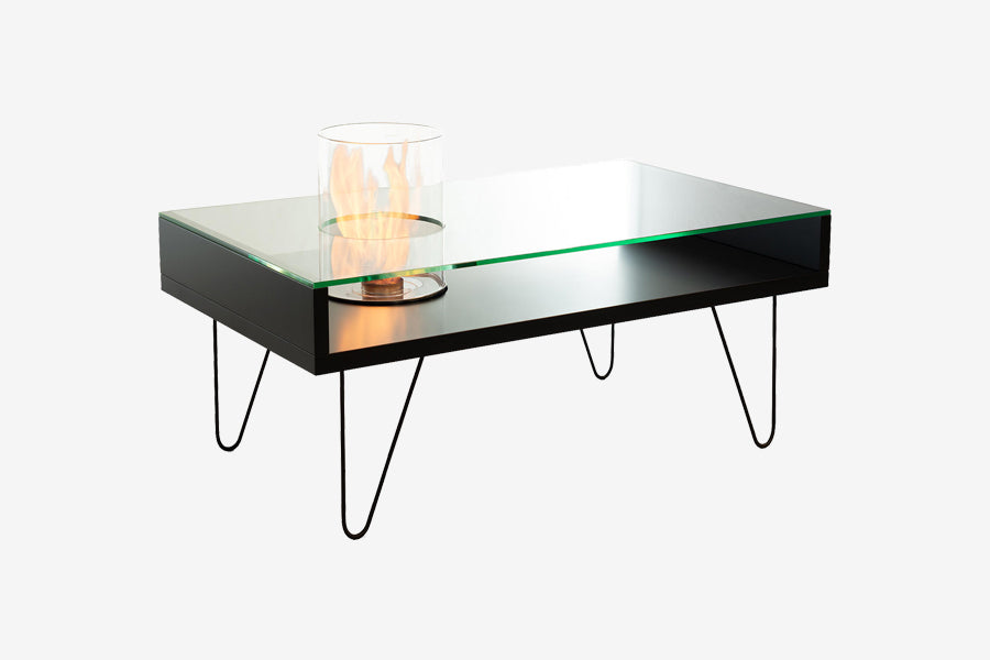 Planika Fire Coffee Table Bioethanol Fireplace