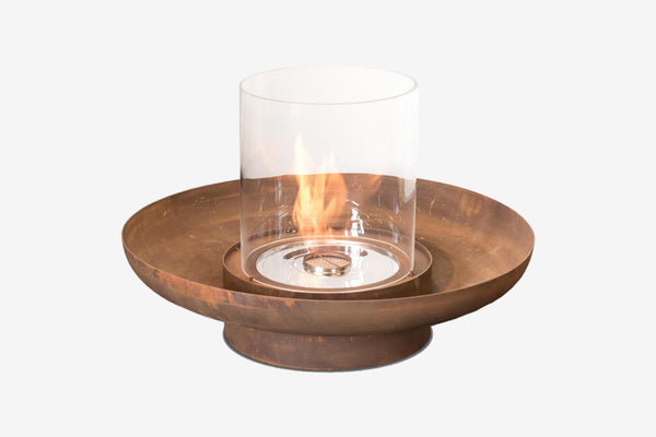 Planika Tondo Commerce Outdoor bioethanol fireplace