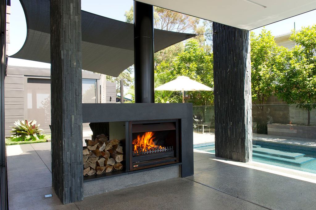 Jetmaster Alfresco Outdoor Wood Fire Lifestyle