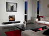 Escea DF700 Gas Fire Left Side