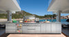 Gasmate Galaxy Outdoor Kitchen Front