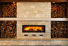 Stovax Riva Studio 3 Insert Wood Burning Fire Front