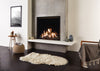 Gazco Reflex 75T Gas Fire Right Side
