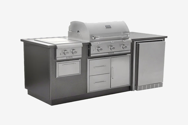 Saber I Series Outdoor Kitchen