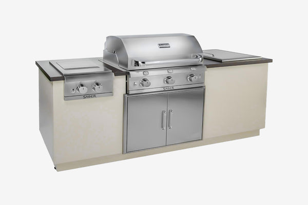 Saber R Series Outdoor Kitchen