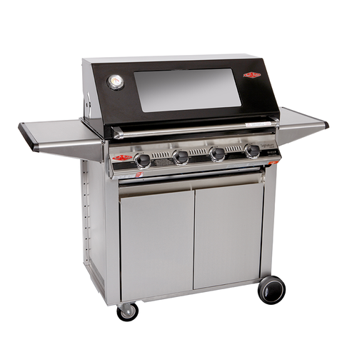Beefeater Signature 3000E 4 Burner Mobile BBQ