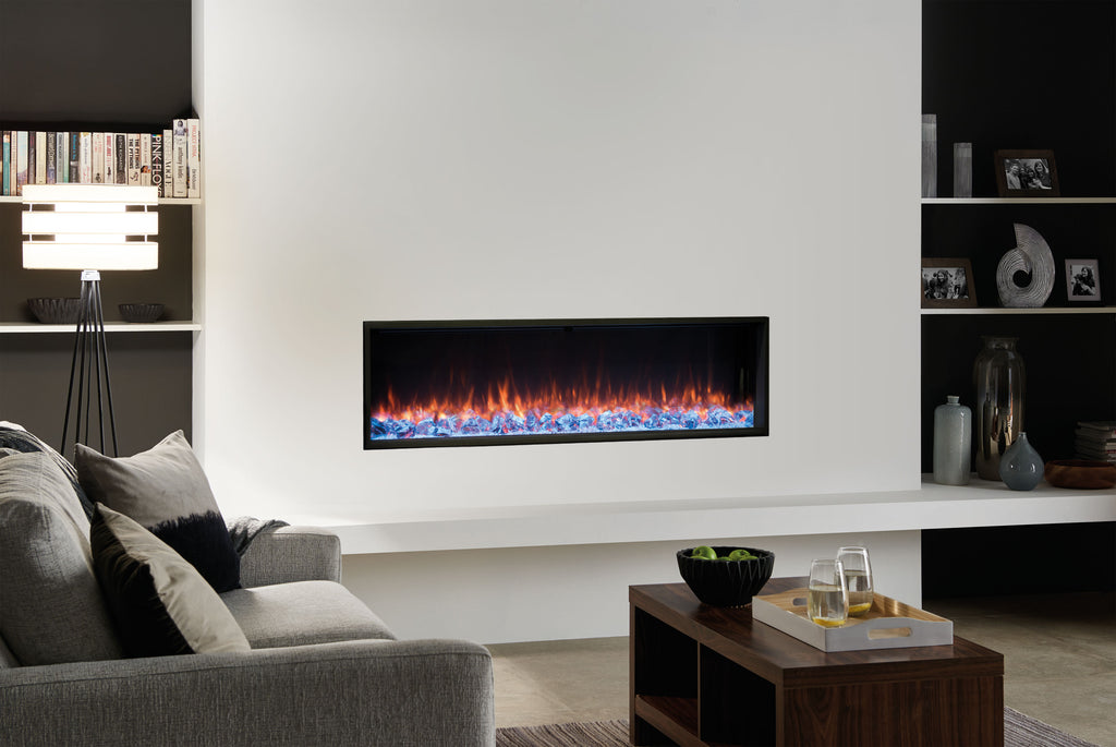 eReflex 135R Insert Electric Fireplace Front