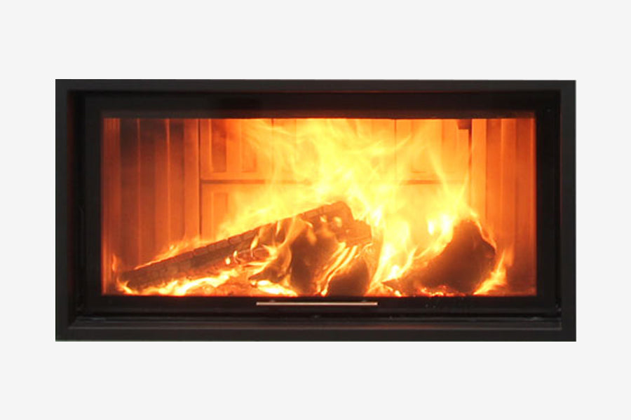 Spartherm Lift XL Inbuilt Wood Fire