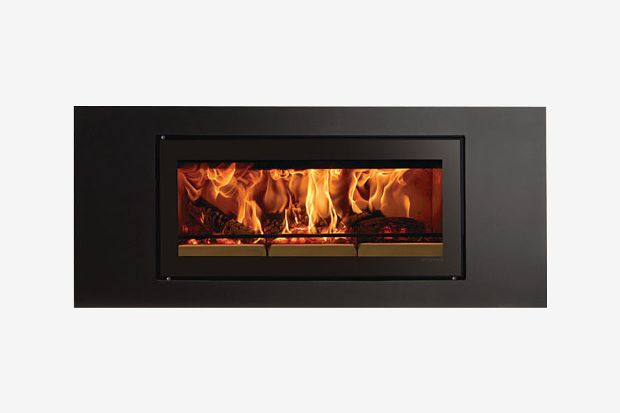 Stovax Studio 2 Inbuilt Wood Fire