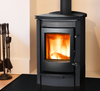 Firenzo Viking Wood Burner Front