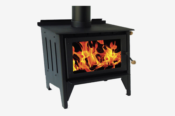 Warmington Tasman Wood Burner Freestanding