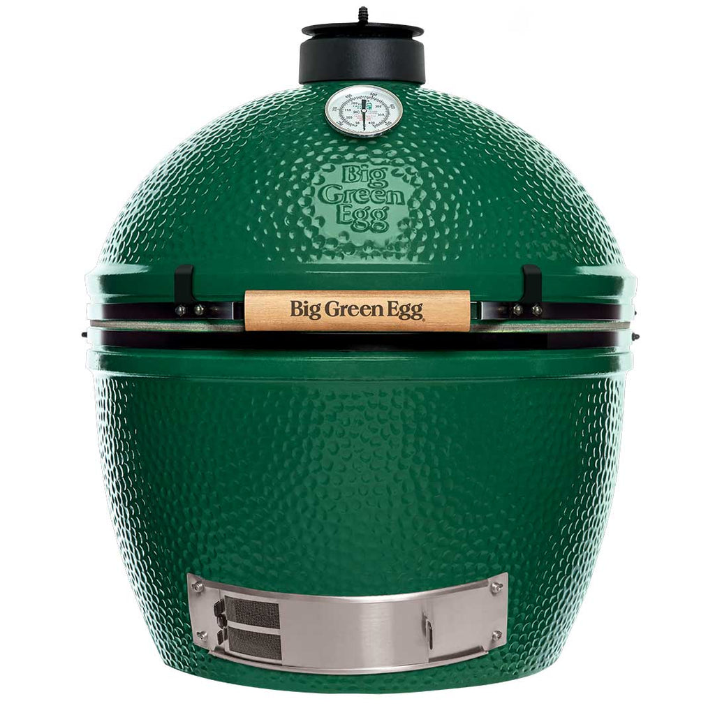 Extra Large Big Green Egg BBQ Front