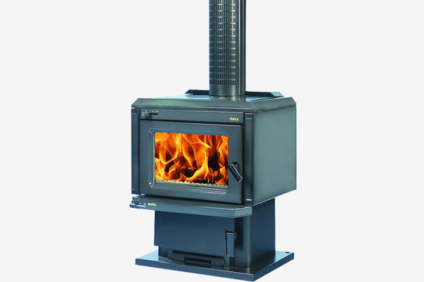 Yunca Blenz Multi-Fuel Wood Burner