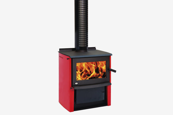 Yunca Monte Euro Multi-Fuel Wood Burner