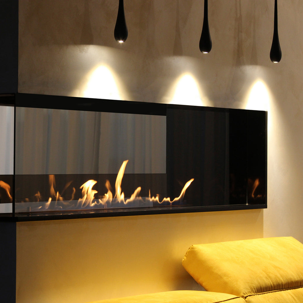 Planika Forma 2300 Biofuel Fireplace Front