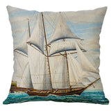Nauti Pillow Covers