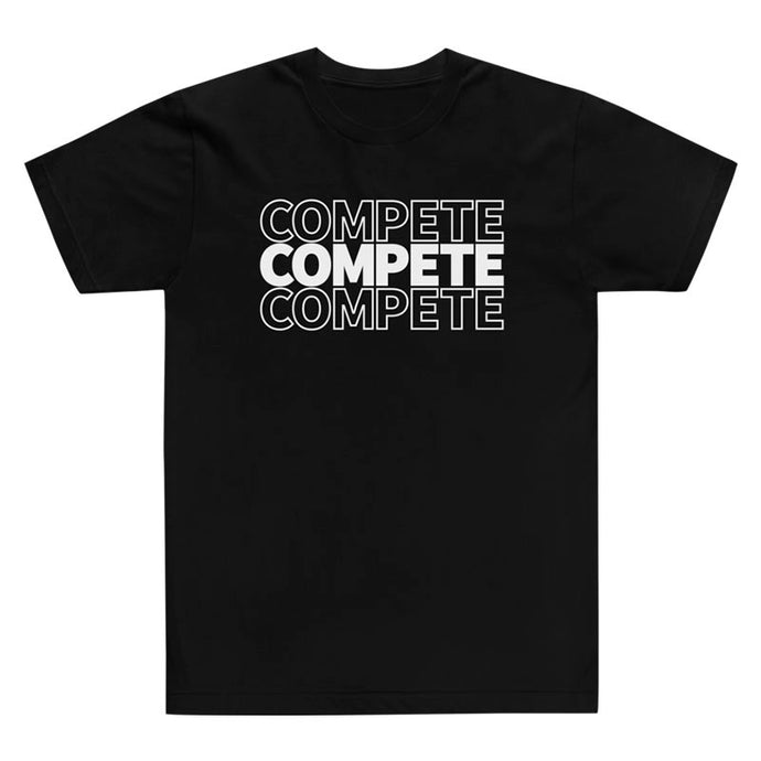 Compete Repeat T-Shirt