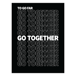 Go Together Poster