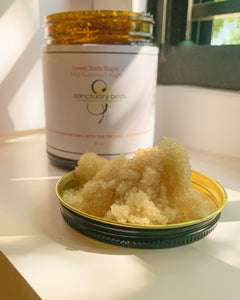Body Scrub YouTube Video, Natural Products, Exfoliation