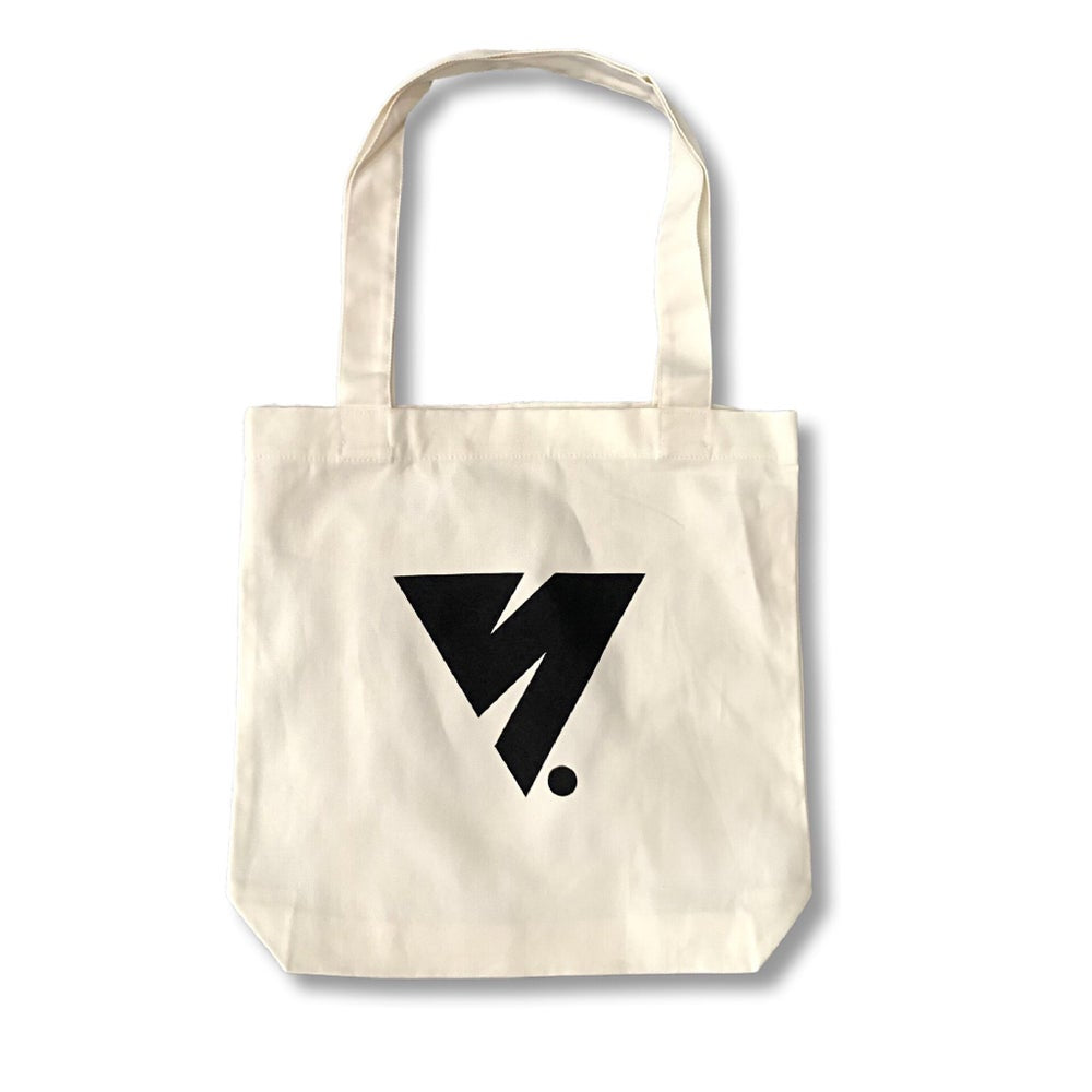 Versus Cream Tote Bag