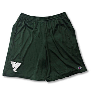 Versus Green Shorts