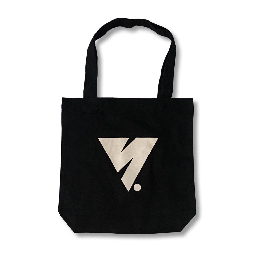 Versus Black Tote Bag
