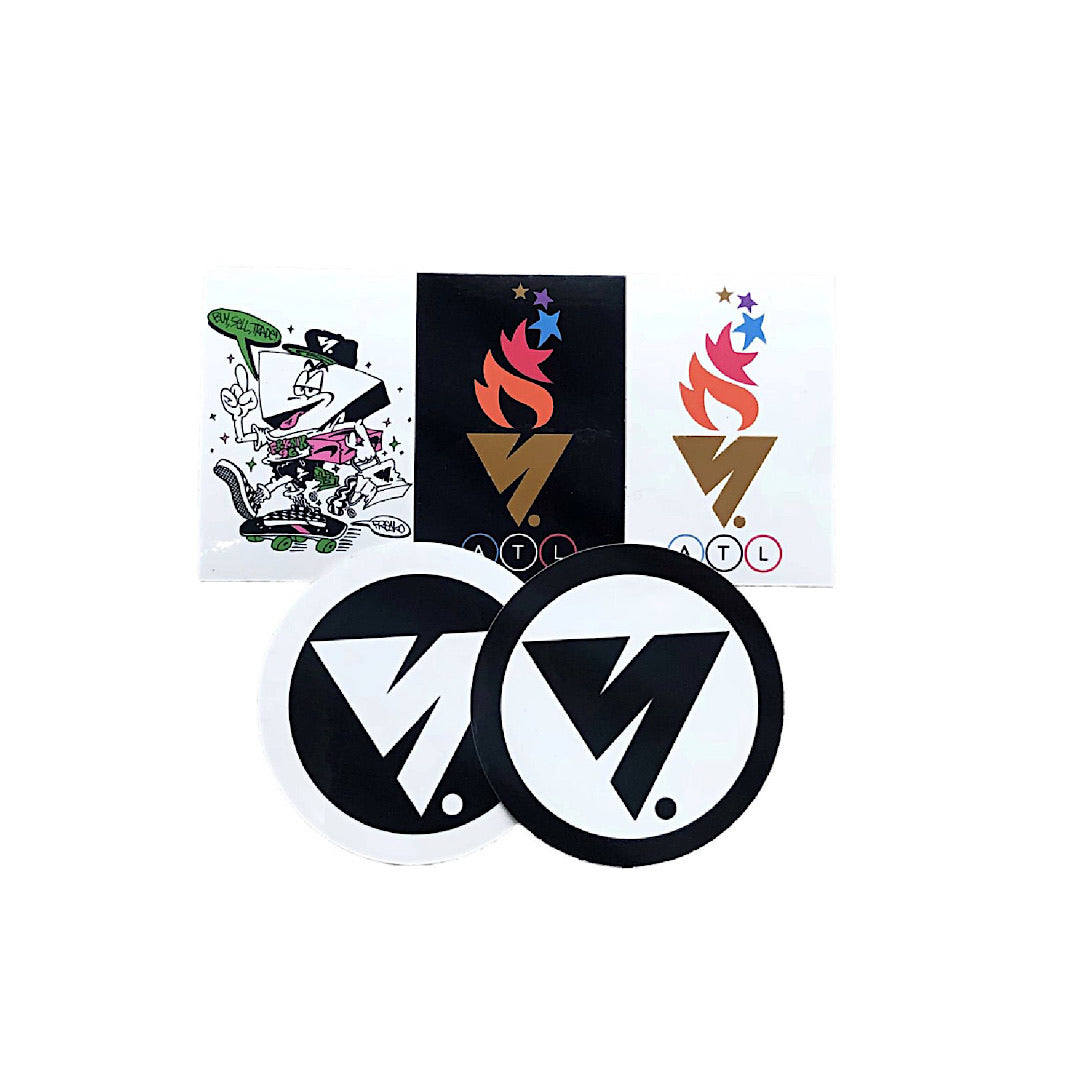Versus Sticker Pack