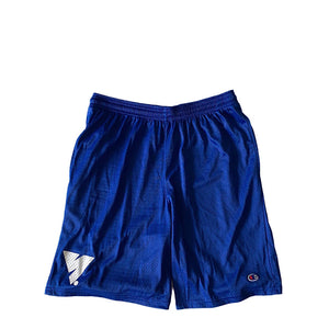 Versus Blue Champion Shorts