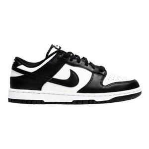 "Nike Dunk Low ""Black White"""