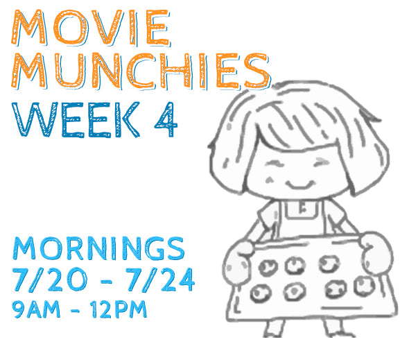 Week 4 - Movie Munchies (K/AM)