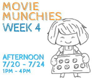 Week 4 - Movie Munchies (K/PM)