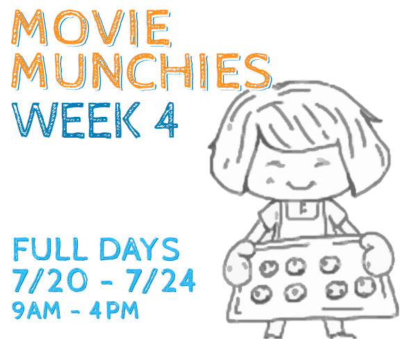 Week 4 - Movie Munchies (K/FD)