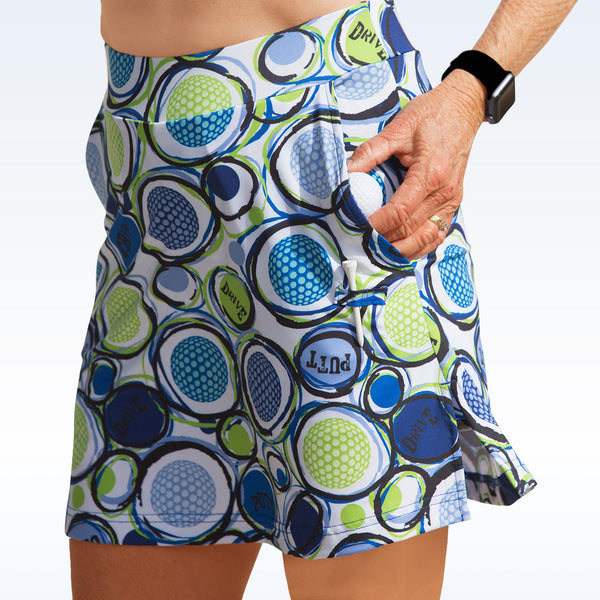 Golf Bella Chip 1 Straight Skort