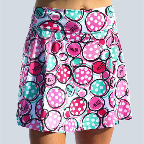 PICKLEBALL DINK 2 A-LINE SKORT