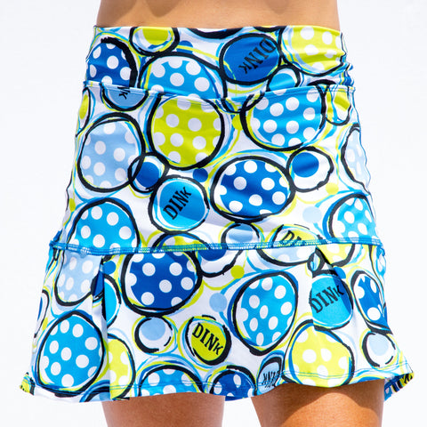 DINK 1 DROP-PLEAT SKORT