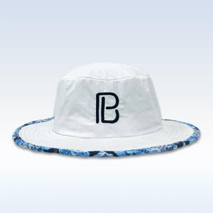 Pickleball Bella Graffiti 2 Bucket-Boonie Hat