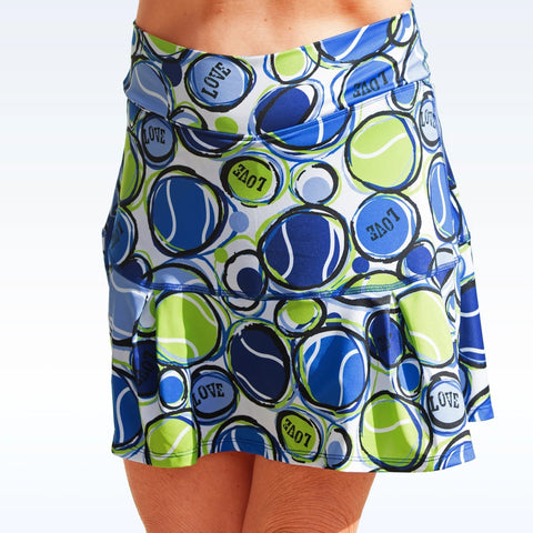 Tennis Bella Love 1 Kick-pleat Skort