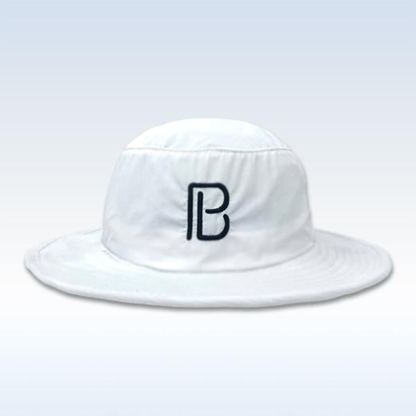 Pickleball Bella White Bucket-Boonie Hat