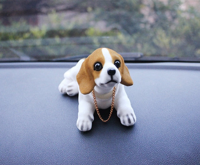Beagle Doll Car Decoration-Beagle Generation