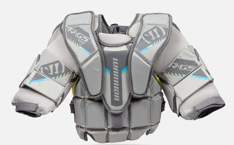 Warrior Ritual R/G5 Youth Goalie Chest and Arm