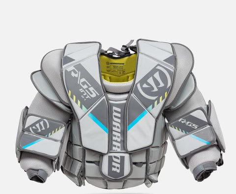 Warrior Ritual R/G5 Intermediate Goalie Chest and Arm