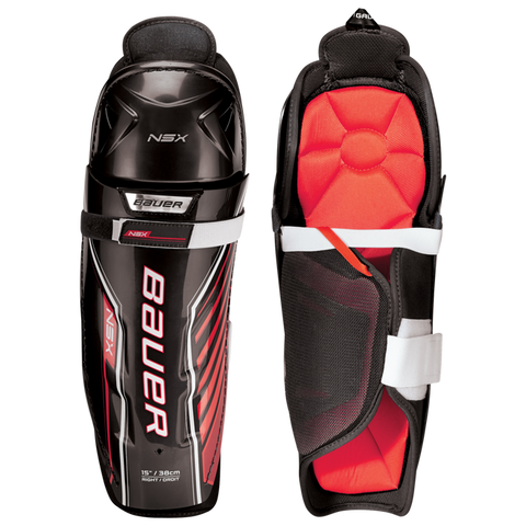 Bauer Senior NSX Hockey Shin Pad