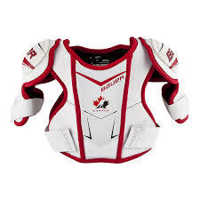 Bauer Youth Team Canada Shoulder Pads