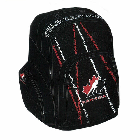 Team Canada Hockey Back Pack Bag