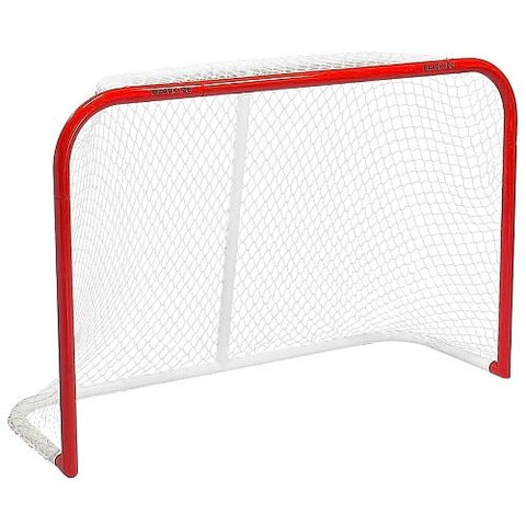 "Black Ice 72"" Heavy Duty Hockey Net"