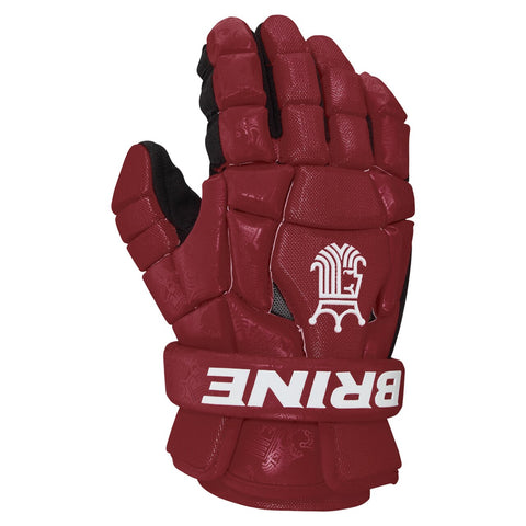Brine Junior King Superlite Lacrosse Gloves ksl212